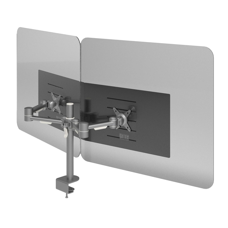 Addit Doppelmonitor Hygieneschutz - Monitor 32