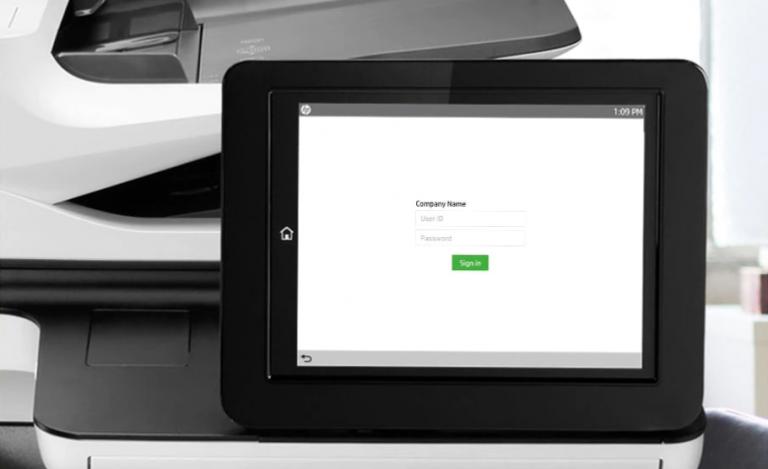 Am Gerät authentifizieren Melden Sie sich einmalig und sicher bei Geräten und Anwendungen an